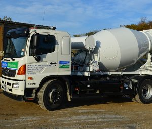 Concrete Mixers Onboard Weighing Systems