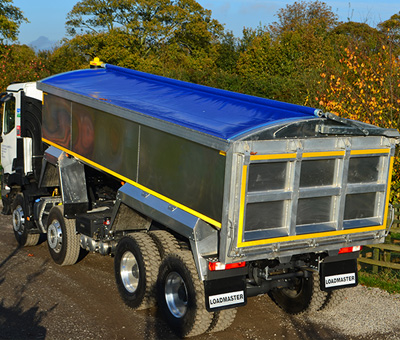 New Builds Tipper Bodies & Fabrication