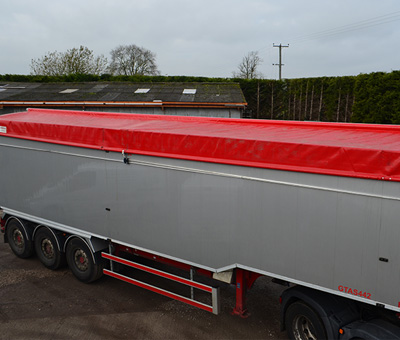 Sheeting Systems Tipper Bodies
