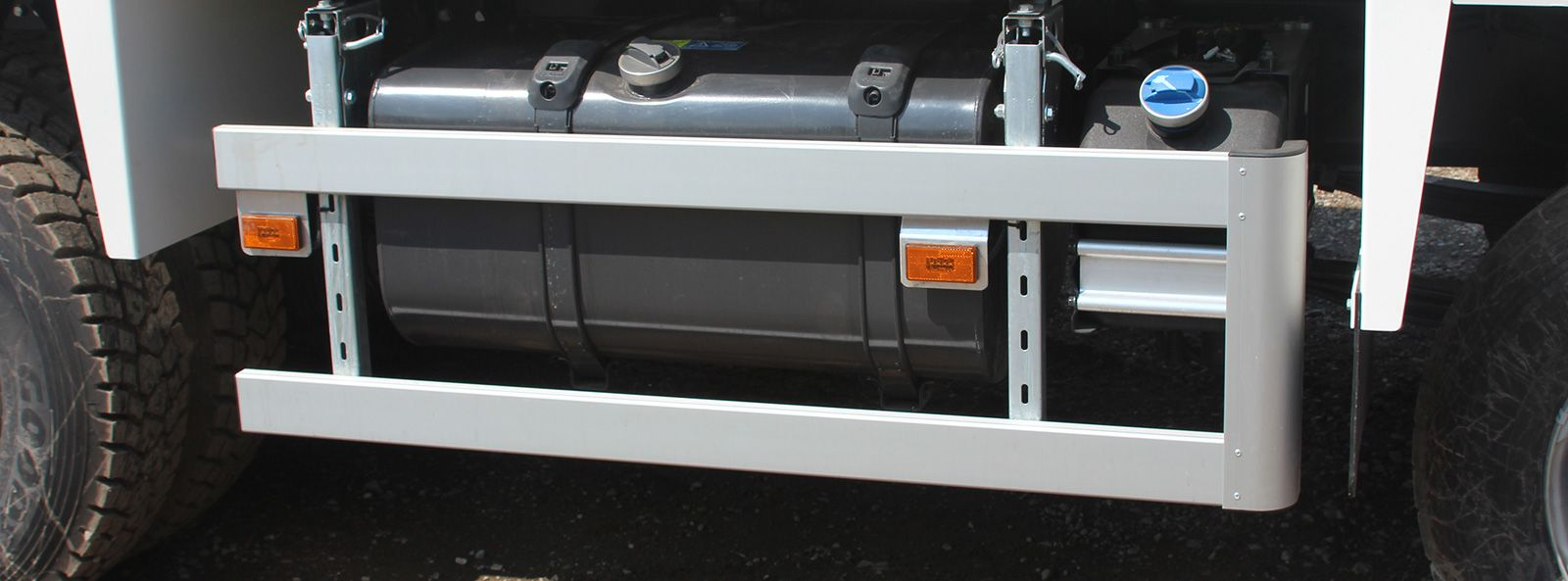 Truck Side Guards & Rails