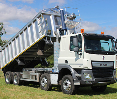 Tipper Bodies and Fabrication