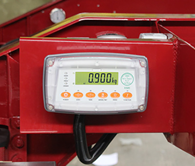 On-board Weighing Systems
